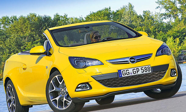Opel Calibra Cabrio 2013