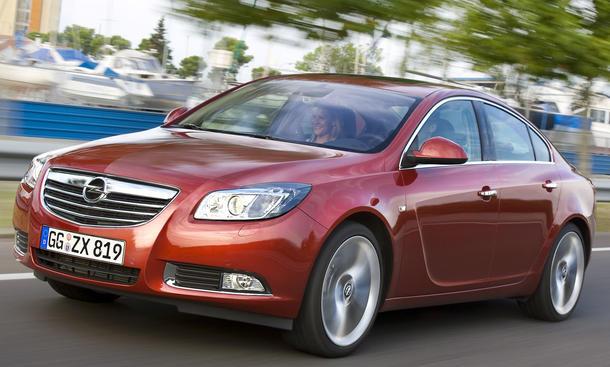 Bilder Opel Insignia