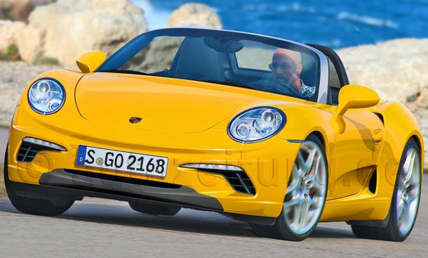 Porsche 551 Spyder Einstieg Basis VW