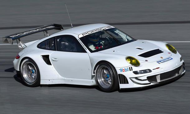 Porsche 911 GT3 RSR 2012 Motorsport