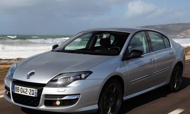 Bilder Renault Laguna