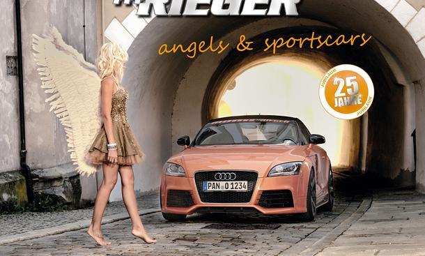 Rieger Tuning Kalender 2012 Titel