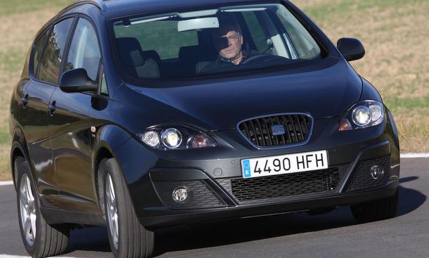 Seat Altea XL 1.8 TSI - Grundpreis