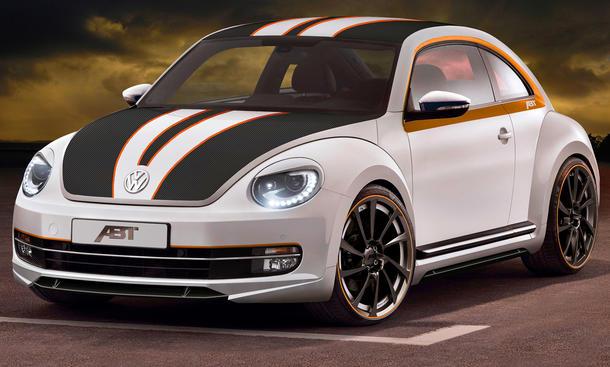 VW Beetle Tuning Abt Essen Motor Show 2011