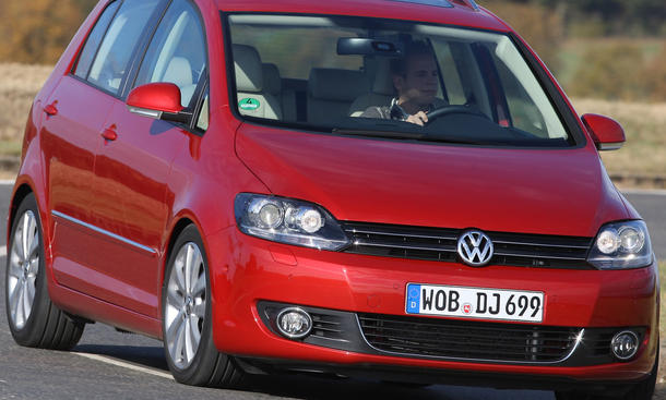 VW Golf Plus 1.4 TSI - Musterknabe