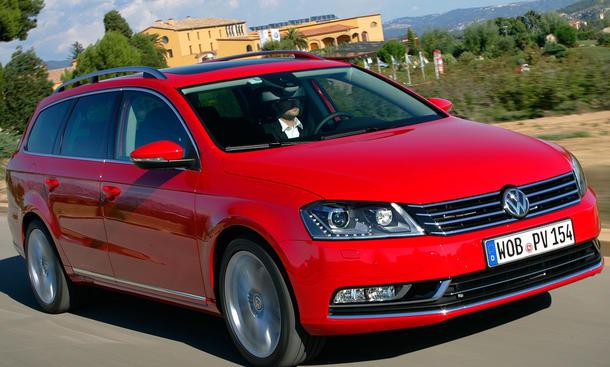Bilder VW Passat Variant