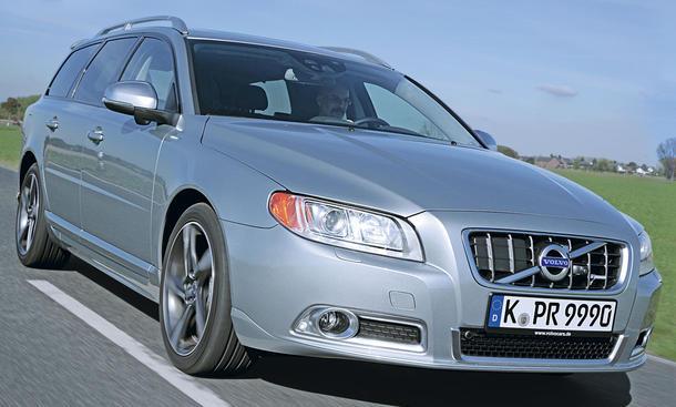 Volvo V70 D3 - Facelift