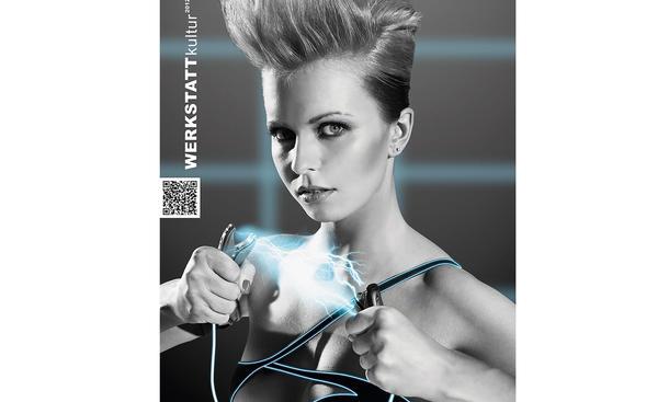 Werkstattkultur Kalender 2012 Stahlgruber Titel