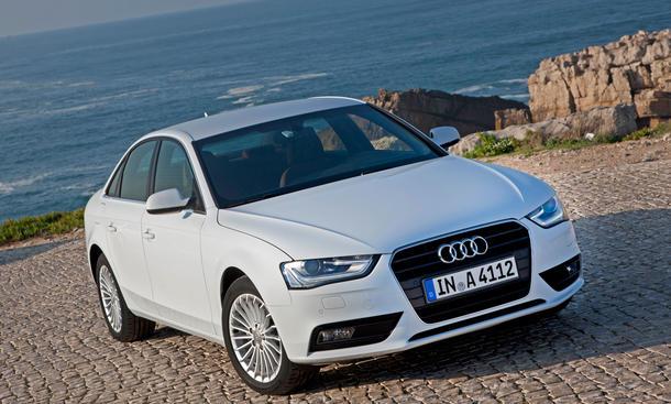 Audi A4 1.8 TFSI - Modernisierung