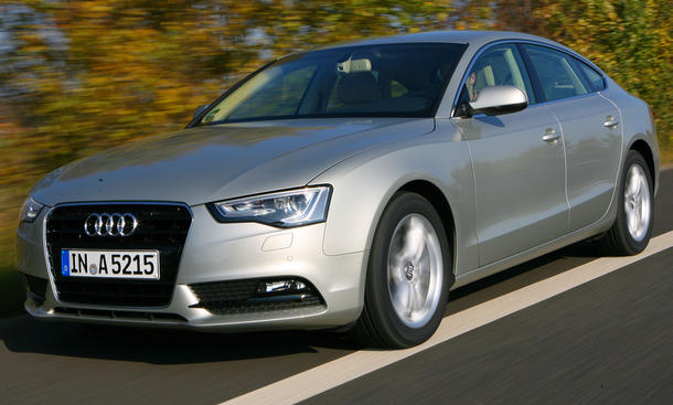 audi a5 sportback 1 8 tfsi facelift im test. Black Bedroom Furniture Sets. Home Design Ideas