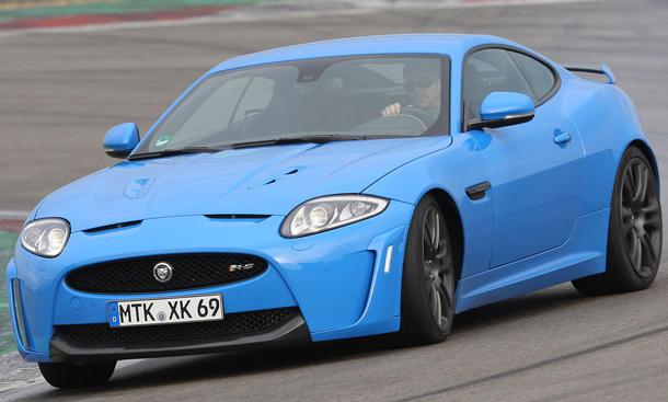 Bilder Jaguar XKR-S 5.0
