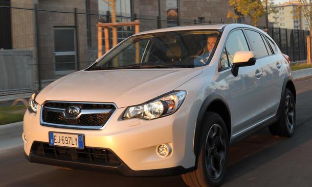 Bilder Subaru XV 1.6i