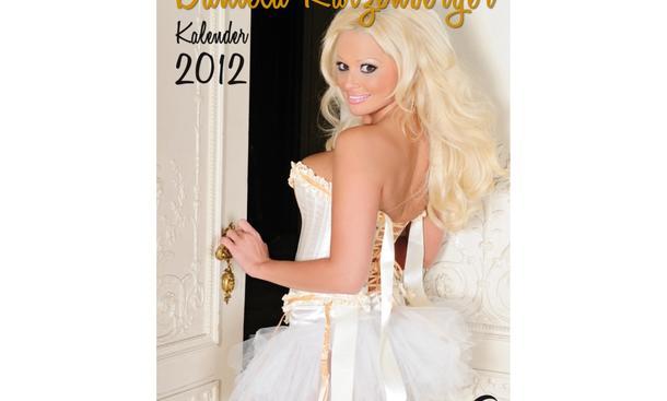 Neuer Daniela Katzenberger Kalenderfür das 2012