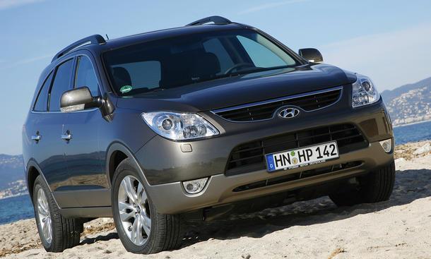 Hyundai ix55 SUV 2012 V6 Diesel