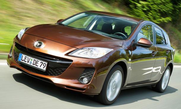 Mazda 3 1.6 - Facelift