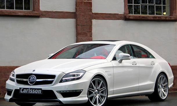 Mercedes CLS 63 AMG Tuning Carlsson CK63 RS 2012