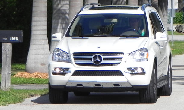 Mercedes GL 450 4MATIC - SUV