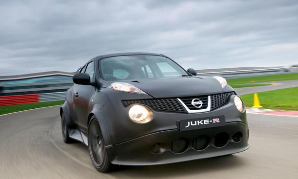 Nissan juke r im fahrbericht einleitung karosserie for Fahrbericht nissan juke