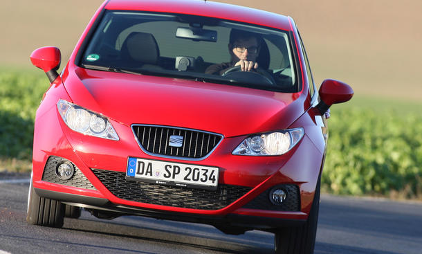 Seat Ibiza 1.2 TSI Ecomotive - Lack