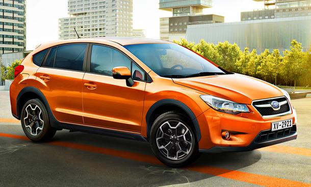 Subaru XV Kompakt-SUV Allrad 2012 Preis