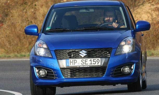 Suzuki Swift Sport - Neuauflage