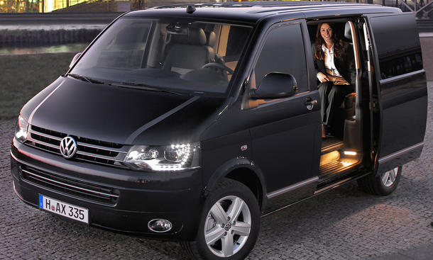 VW Multivan Business T5 Komfort Luxus