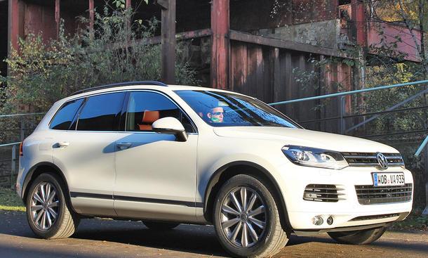 VW Touareg 3.0 V6 TDI BlueMotion Technology - SUV