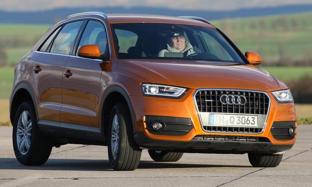 Audi Q3 2.0 TDI quattro S tronic - Preis
