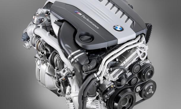 BMW M Diesel Triturbo-Diesel M550d xDrive X6 X5 M50d Auto Salon Genf 2012
