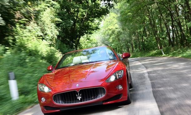 Maserati GranCabrio Sport - Grundkosten