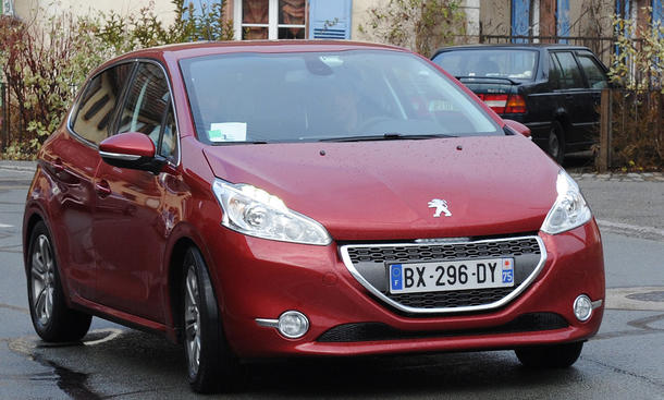 Peugeot 208 e-HDi 110 FAP - Kleinwagen
