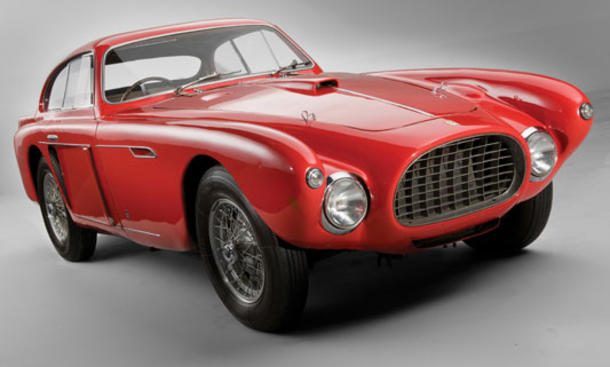 Die teuersten Oldtimer 2011- Platz 10: Ferrari 340 Mexico