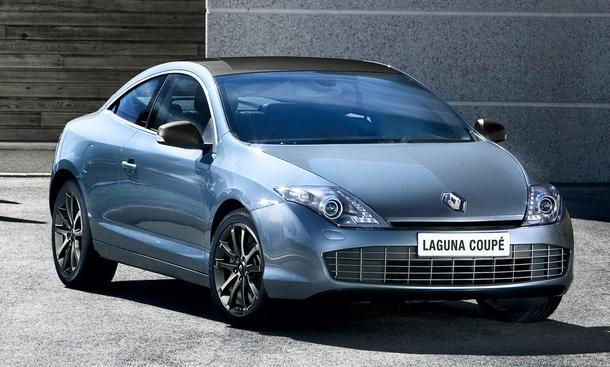 Renault Laguna Coupé 2012 Facelift Preise Bilder
