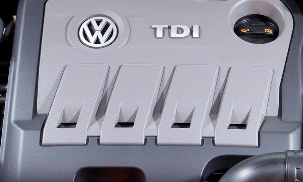 VW Volkswagen Rückruf 2.0 TDI Diesel Turbodiesel 2012