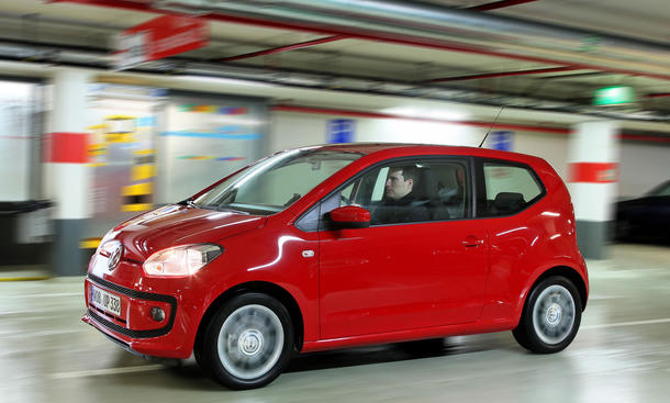 VW up! - Zweitürers