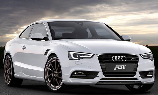 Abt AS5 Tuning Audi A5 Facelift 2012 Front