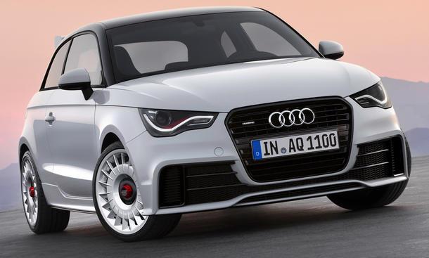 Audi A1 Quattro 2012 Preis
