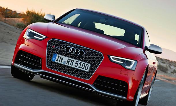 Audi RS 5 2012 Facelift Coupé RS5 Preis