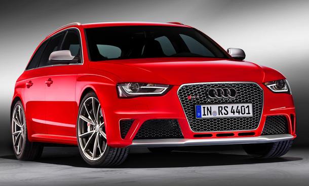 Audi RS 4 Avant Auto Salon Genf 2012 RS4