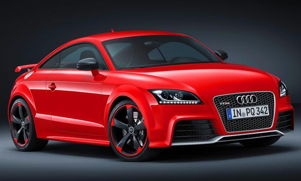 Audi TT RS Plus 2012 Auto Salon Genf