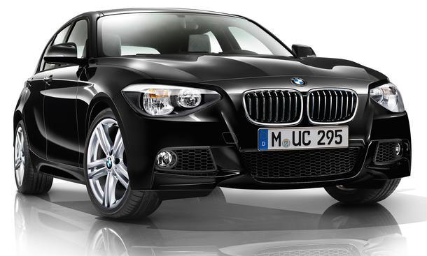 BMW 125i 125d 2012 Auto Salon Genf M Sportpaket M Paket