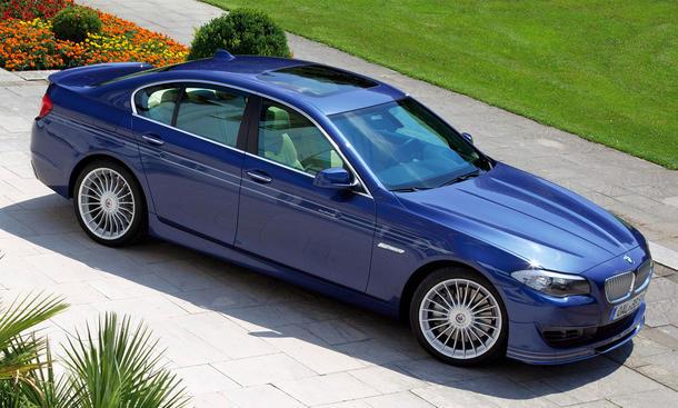 BMW Alpina B5 Biturbo 2012 Auto Salon Genf 2012