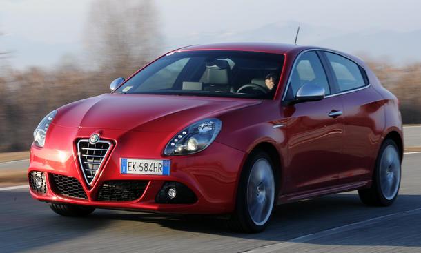 Bilder Alfa Romeo Giulietta 2.0 JTDM TCT 2012