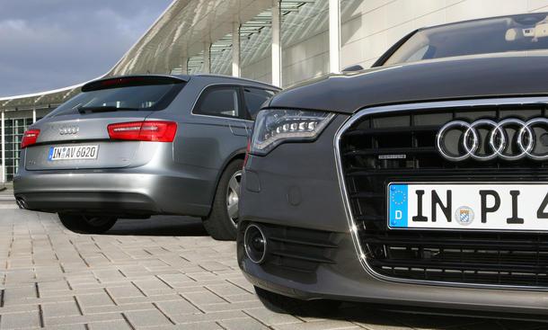 Bilder Audi A6 2012 Kaufberatung