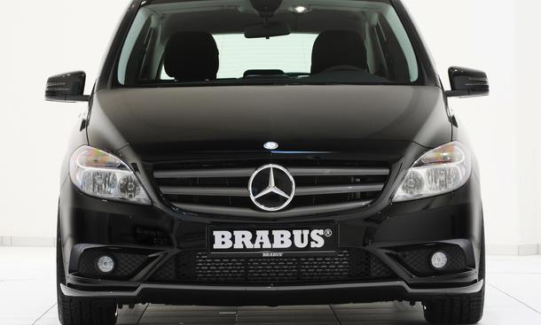 Brabus Mercedes B-Klasse Tuning 2012 W46