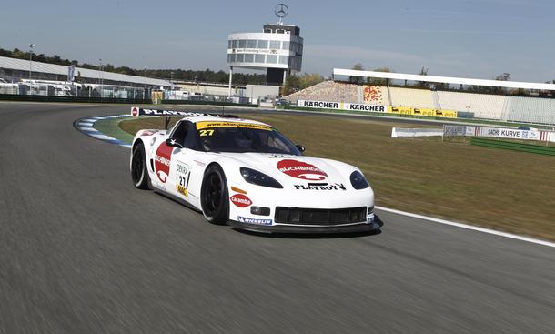 Corvette Z06R GT3 - US-Sportler