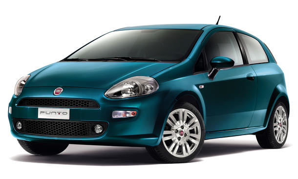 Fiat Punto Facelift 2012 Preise Motoren Bilder