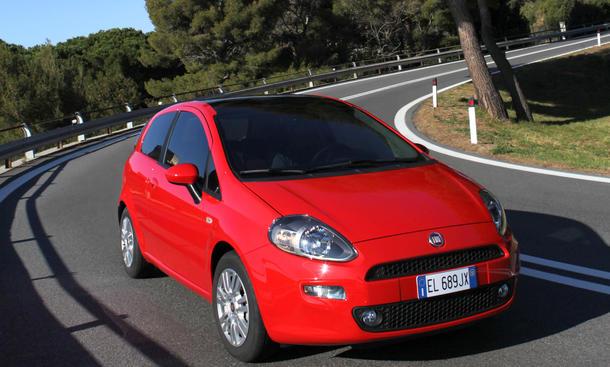 Fiat Punto 0.9 8V TwinAir... im Fahrbericht