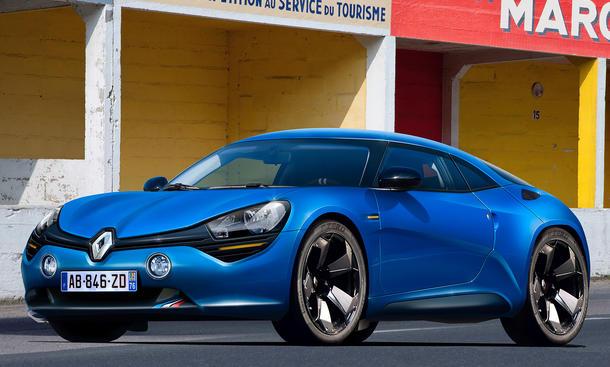 Renault Neuheiten 2014 - Sportwagen