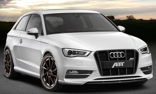 Audi A3 2012 Tuning Abt AS3 Abt Sportsline Leistungssteigerung